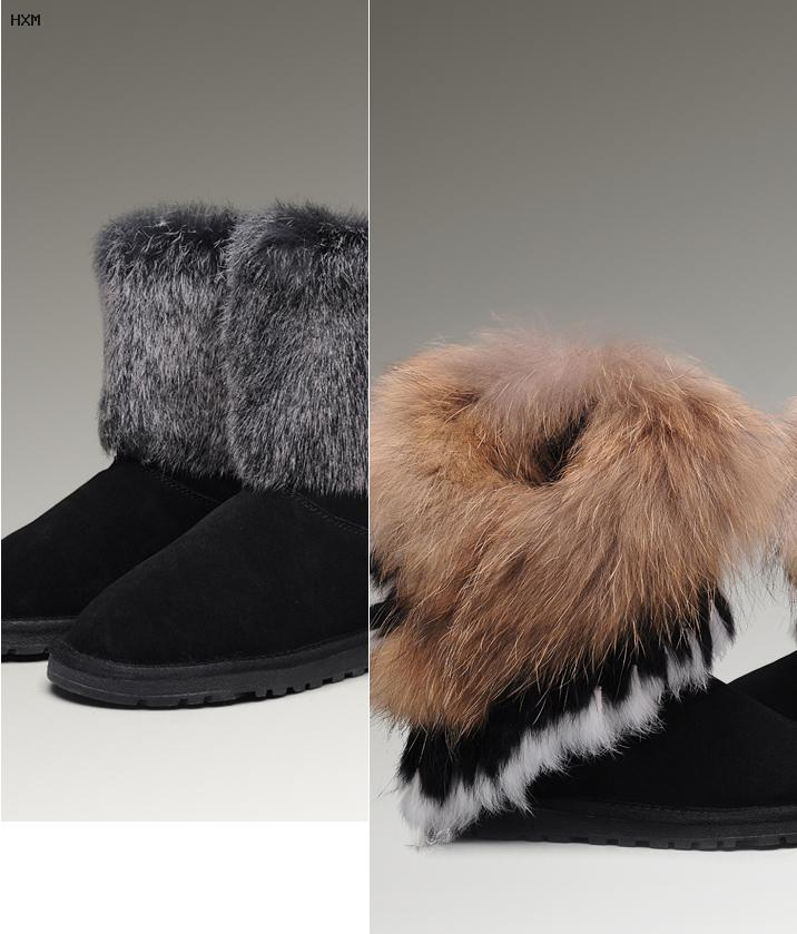 rote ugg boots damen
