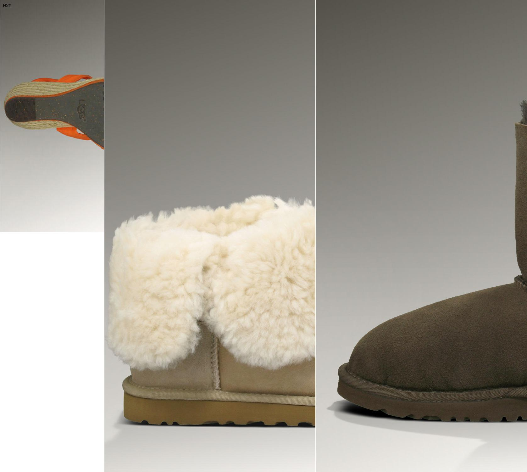 ugg boots schmale form